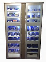 SecureMax cabinet